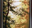 Картина Гобелен  Изумрудный лес