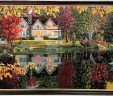 Картина Гобелен  Осень Грэйс