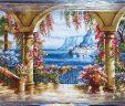 Картина Гобелен Райская обитель