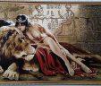 Картина гобелен «Клеопатра»